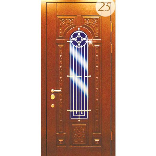 металлическая дверь не ниже 3 класса защиты